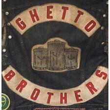 GHETTO BROTHERS - POWER FUERZA NEW VINYL RECORD