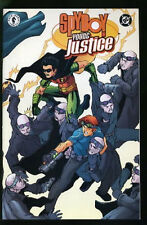 SPYBOY / YOUNG JUSTICE #1-3  NEAR MINT COMPLETE SET 2002