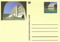 UNITED NATIONS 1993 Fs 0.80 PALACE OF NATIONS PRE PAID POSTCARD VIENNA MINT