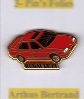 R1# Pin's Arthus Bertrand voiture Renault automobile+++