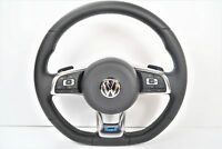 New Oem Steering Wheel Volkswagen Golf Polo Passat R Line Shift Paddles & Airbag