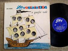 Estate 1964 a gonfie vele - Tenco Leali, Germani, Dallara, Gagliardi, Mola - LP