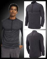 Nike Golf Dry Knit Statement Zip AJ5446-010 Size XL