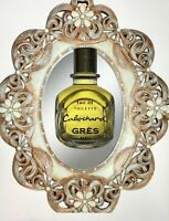 *VINTAGE* Cabochard  by GRES  EDT SPLASH 25 ml left women perfume