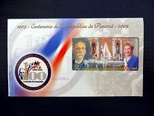 PANAMA 2003 république centenaire Prestige SUPERBE complet livret XZ719