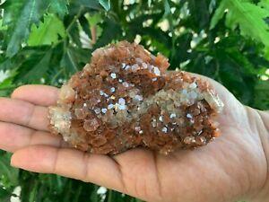 Aragonite Crystal Cluster, Aragonite Star Cluster, Raw Aragonite Cluster