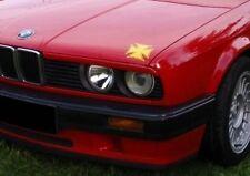 BMW 3er E30 - SCHEINWERFERBLENDEN (ABS) (grundiert) - TUNING-GT