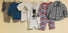 Baby Boys Bundle Of Clothing Age 3-6 Months Mothercare M&S H&M <D1041