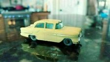 Vintage Matchbox 45 Yellow Vauxhall Victor Car Lesney with All Windows