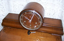 Smiths  Art Deco Mantle Clock Westminster Chimes