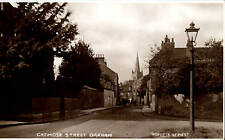 Oakham. Catmose Street in Roberts Series.