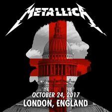METALLICA / World Wired Tour / LIVE / O2 Arena, London, England - Oct 24, 2017