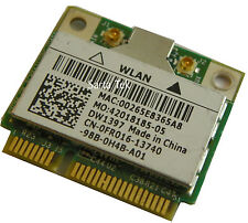 Dell Wireless DW1397 FR016 b/g Half Mini-Card Precision M2400 M4400 M6400 M6500