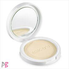 Ecocera Banana Pressed Powder Compact Face Setting  Vegan Mirror