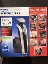 Philips Norelco Multi Groomer 7500 Hair Clipper Mens Grooming Kit New Sealed