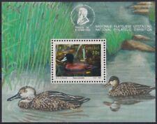 F-EX24248 TRANSKEI SOUTH AFRICA MNH 1992 AVES BIRD OISEAUX VÖGEL DUCK PRETORIA