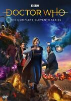 Doctor Who: The Complete Eleventh Series [New DVD] 3 Pack, Amaray Case