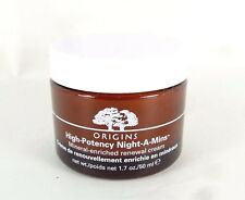 Origins High Potency Night A Mins Mineral Enriched Renewal Cream 1.7 oz NEW