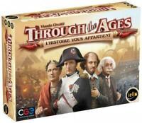 Through the Ages : l'Histoire vous Appartient - jeu de société