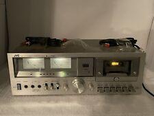 Jvc Kd-55J Stereo Cassette Tape Deck Working Excellent Super Anrs