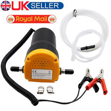60W 12V Electric Car Oil Extractor Scavenge Suction Vacuum Transfer Change Pump