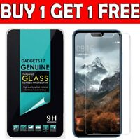 For Huawei P20 Pro 100% Genuine Tempered Glass Screen Protector Clear