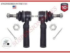 PAIR Outer Tie Rod Ends for Chevrolet Pontiac Buick ES3459