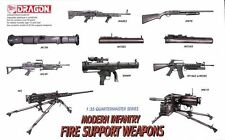 DRAGON 3808 1/35 Modern Infantry Fire Support Weapons
