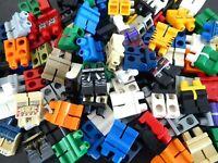 LEGO 10 BEINE Füße Unterteile von Figuren Männchen Figurenteile Konvolut