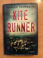 Khaled Hosseini - The Kite Runner - 2003 HCDJ First Edition 1st Printing