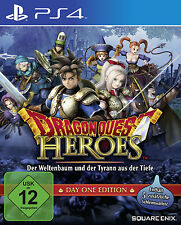 Dragon Quest Heroes [Day One Edition ]Neues PS4-Spiel #2000