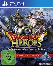 Dragon Quest Heroes [Day One Edition] nuevo ps4-juego #2000