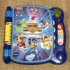 VTech PAW Patrol Mighty Pups Touch and Teach Word Book