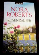 """Nora Roberts """"Rosenzauber"""" Blüten-Trilogie Bd.1 - TB 1.Auflage 2012"""