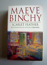 Scarlet Feather by Maeve Binchy  (McArthur &Co. 2000 Large Softcover.. 1st. Can.