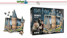 Wrebbit 3D Puzzle - Harry Potter - Hogwarts The Great Hall - New/Boxed