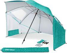 Sport-Brella Sol y Lluvia Paraguas para la playa y eventos deportivos (8 Pies)