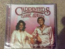 Rare The Carpenters Classic Airwaves (New/Sealed) CD With 3 Video Tracks