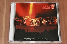 Man - Be Good To Yourself At Least Once A Day (1991) (CD) (BGOCD 14)