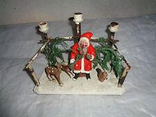 Alter Weihnachtsmann Rauchmann