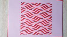 1789 Schablonen Muster Wandtattoo Vintage Vorlage Stanzschablonen Shabby Stencil