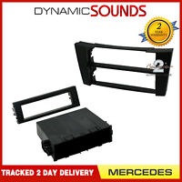 Connects2 CT24MB11 Mercedes CLS 2005-2010 Car Stereo Fitting Facia
