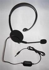 NEW Genuine Microsoft Xbox 360 Headphone X15-21710-03