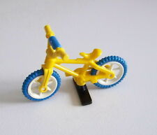 PLAYMOBIL (1531) ENFANTS - Vélo Jaune avec Support Noir
