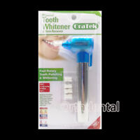 Oratek 2 AA Battery Operated Tooth Polisher, Whitener & Remove Stains No battery