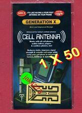 LOT DE 50 BOOSTERS  Amplificateur d'Antenne, GENERATION X (10)