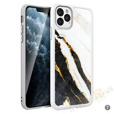 Funda protectora de teléfono de mármol para iPhone Samsung Huawei OnePlus Sony Xperia Etc 109-7