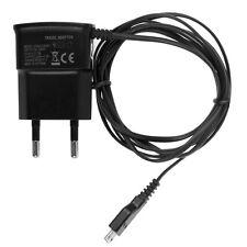 Micro Portable USB Adaptateur AC Mural Chargeur Cable pr Samsung Galaxy EU Plug
