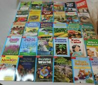 Set 30 MacMillan McGraw-Hill Treasures On Level Grade 3 Leveled Readers Blue