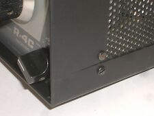10x BLACK RADIO CASE CABINET SCREWS FOR DRAKE C-LINE RV-4 SPR-4 TR-4 SERIES